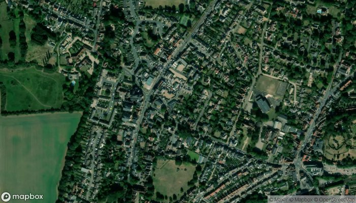 Stansted Mountfitchet Parish Council Offices satellite image