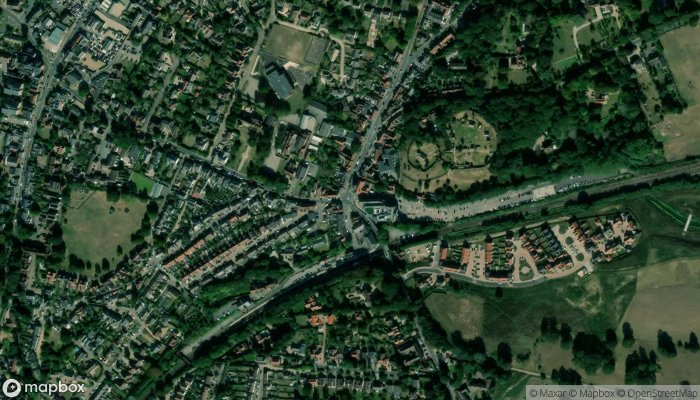 Russell Property Stansted Ltd satellite image