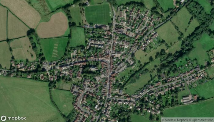 Rotherfield Stores satellite image
