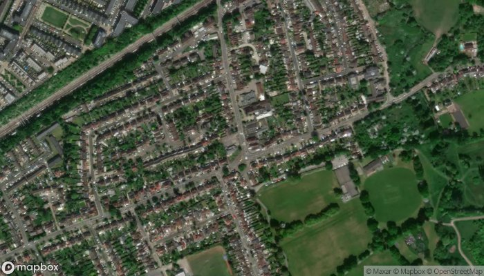 The Old School Playgroup satellite image