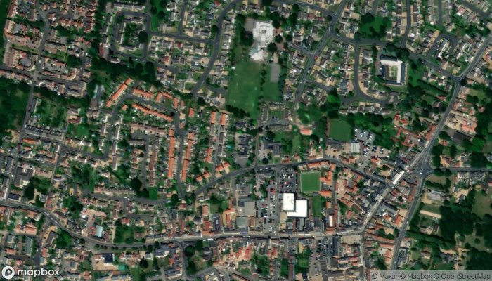 Clackclose Pre School satellite image