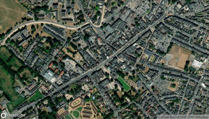 Keylocks Ltd satellite image