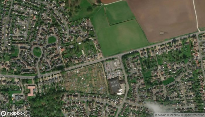 Grays Funfair Rides satellite image