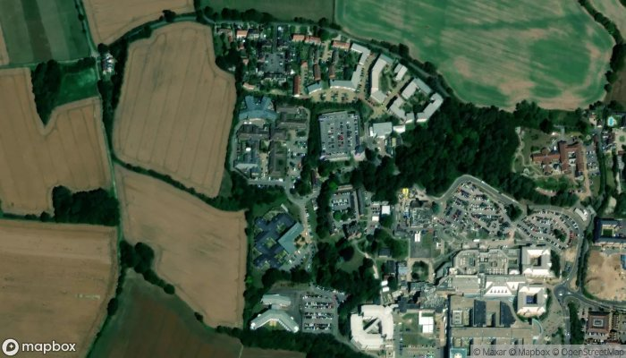 North Essex Partnership University Foundation Nhs Trust The Cystal Centre satellite image