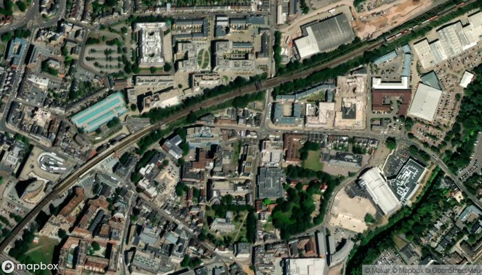 Lawtons Criminal Defence Solicitors Chelmsford satellite image