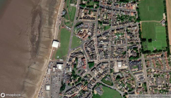 The Norfolk Hospice Charity Shop satellite image