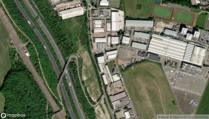 Medway Community Healthcare satellite image