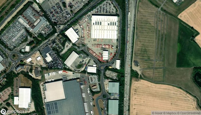 Chelmsford Workshop satellite image