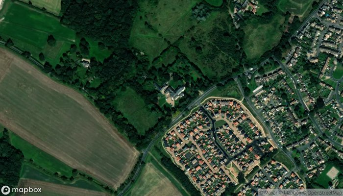 Attwoods Manor Residential Care Home satellite image