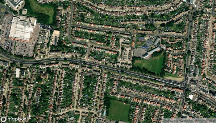 South East Fire Security Ltd satellite image