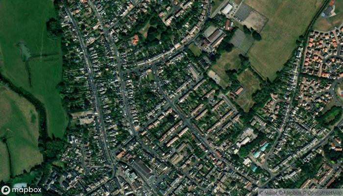 Lower Brothers Funeral Directors Car Hire satellite image