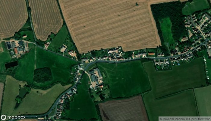 The Flower Shed satellite image