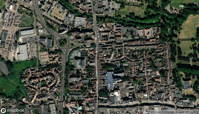 The Beauty Boutique satellite image