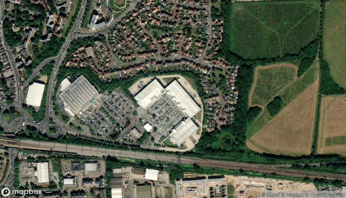 Jollyes The Pet Superstore Colchester satellite image