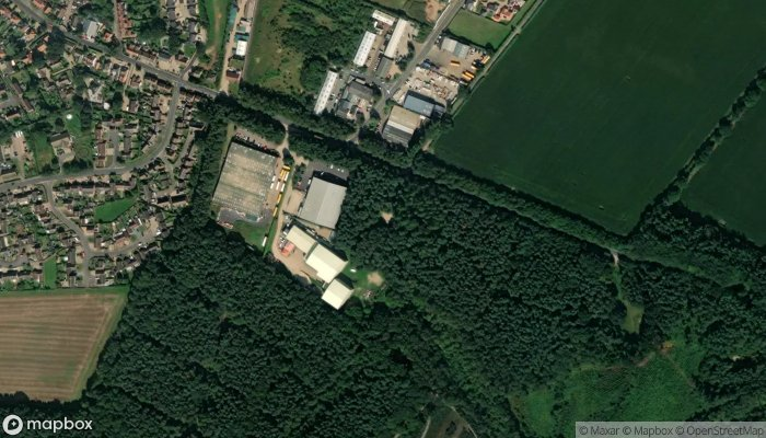 Holt Country Park satellite image