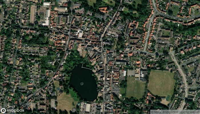Able Taxis Ltd satellite image