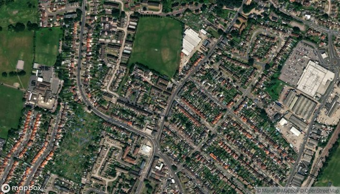 Clacton Cash For Cars satellite image