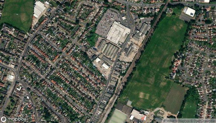 The Company Performing Arts Clacton satellite image