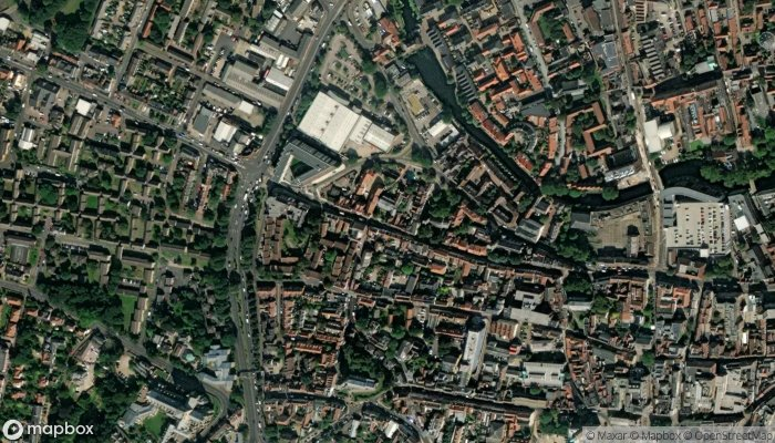 Milly J Shoes satellite image