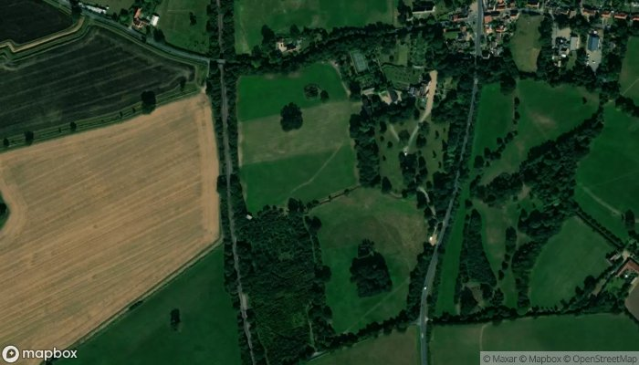 Bramfield Park satellite image