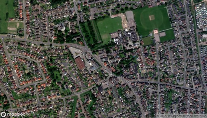 East Of England Co Op Foodstore Caister On Sea satellite image