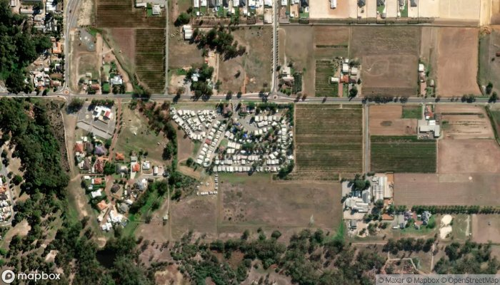 Discovery Parks Swan Valley satellite image