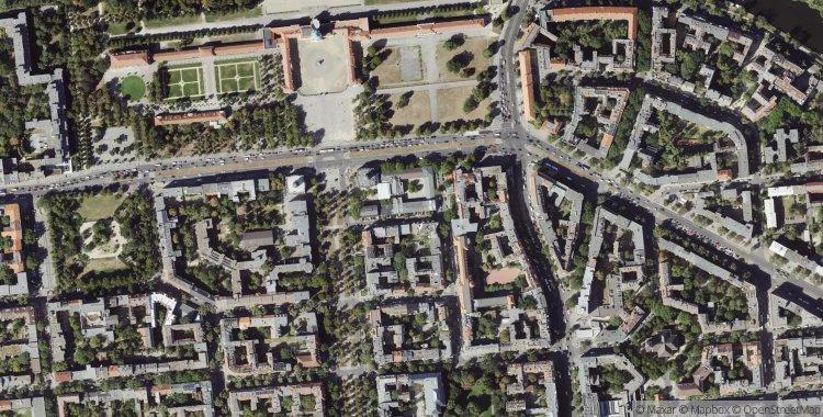 Location of Abguss-Sammlung