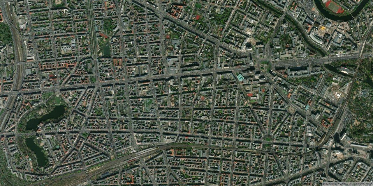 Map of Balade Berlin