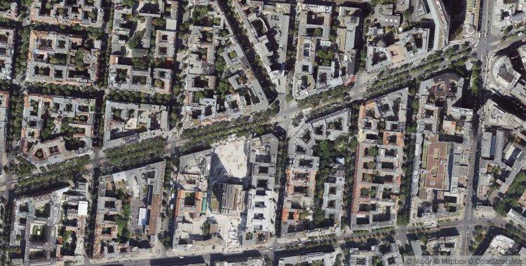 Location of Institut Français