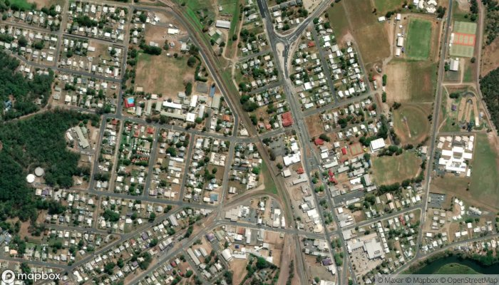 Anzac Street Physiotherapy satellite image