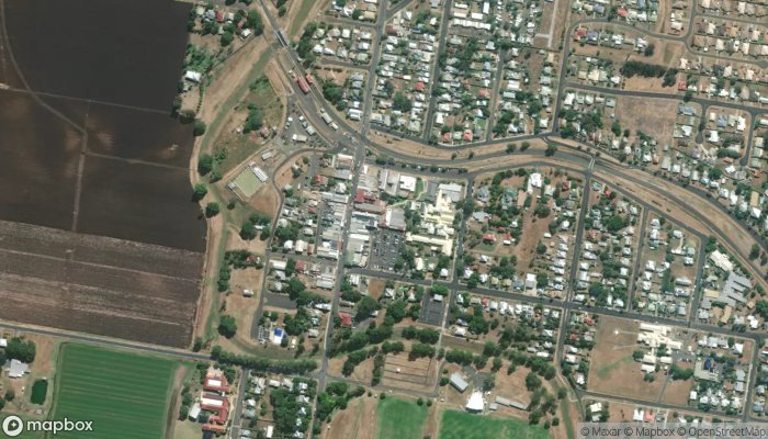 Laidley Physiotherapy Centre satellite image