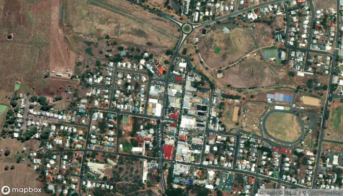 Boonah Furniture Court Beds R Us satellite image