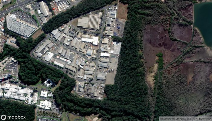 New Breed MMA Natural Fitness satellite image