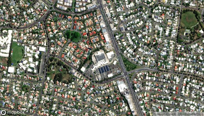 The Reject Shop satellite image