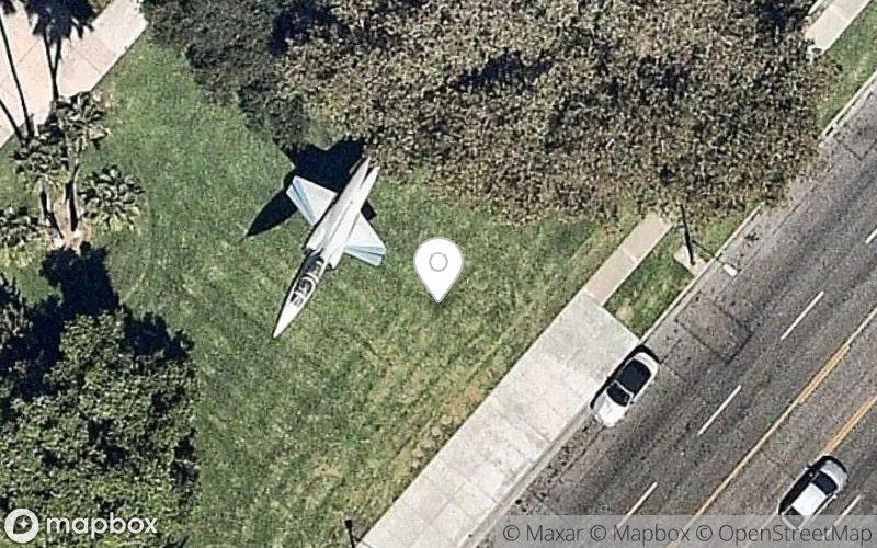 Lockheed F-104D Starfighter