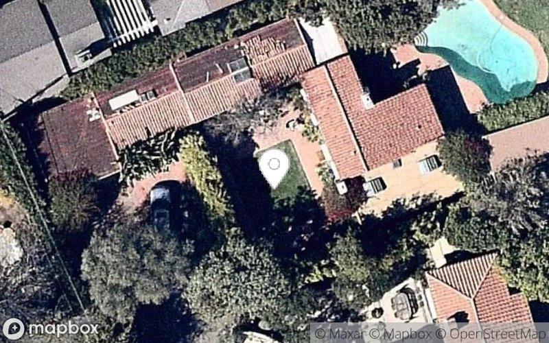 Marilyn Monroe's Brentwood Home