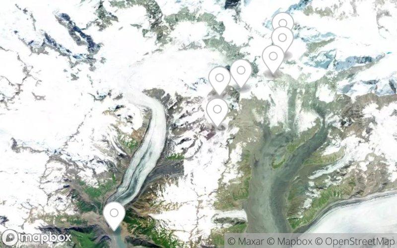 Mount St. Elias: Die längste Ski-Abfahrt der Welt