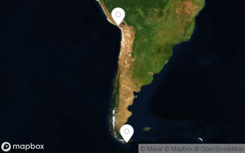 Magellan-Pinguin in Peru aufgetaucht