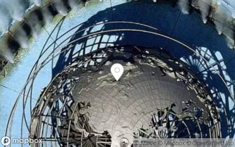 Unisphere in Flushing Meadows Park