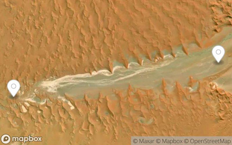 Sossusvlei – die größten Sanddünen der Erde