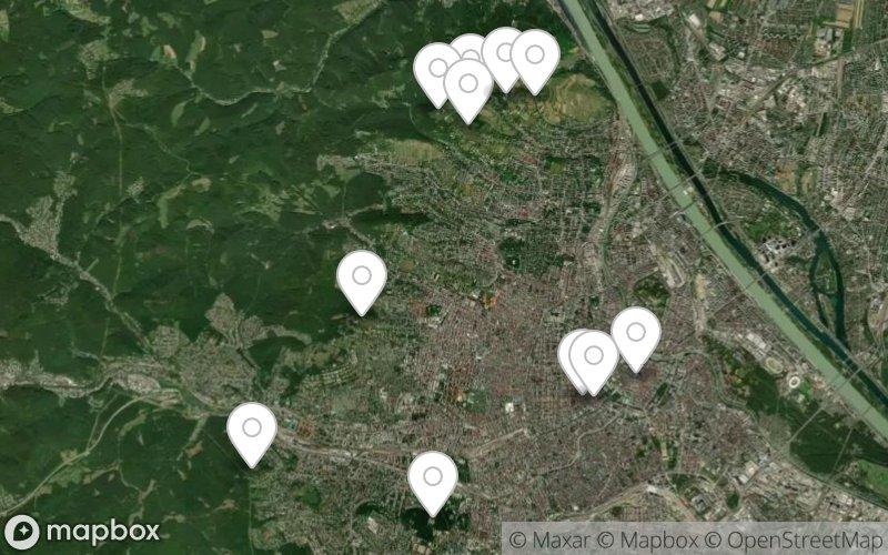 Meine Lieblingsorte in Wien