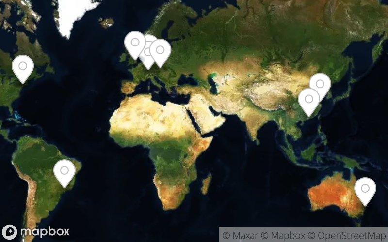 Stock Exchanges (worldwide)