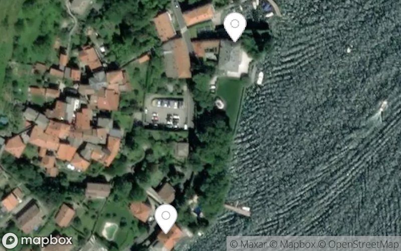 George Clooney's homes at Lago di Como