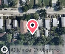 static Mapbox map image