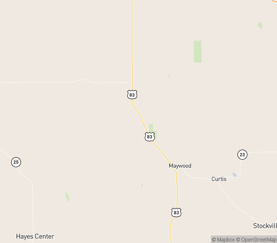Map of Wellfleet, NE