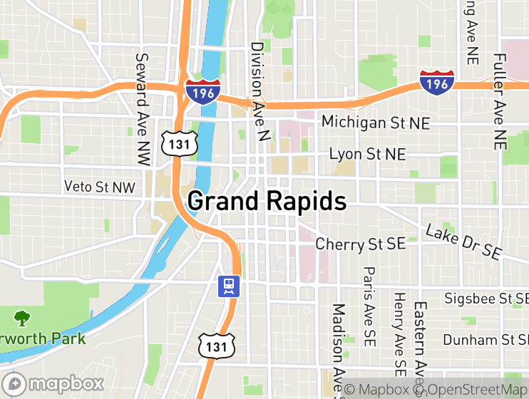 TaxiFareFinder Grand Rapids, MI - Estimate Your Taxi Cab Fare, Cost ...