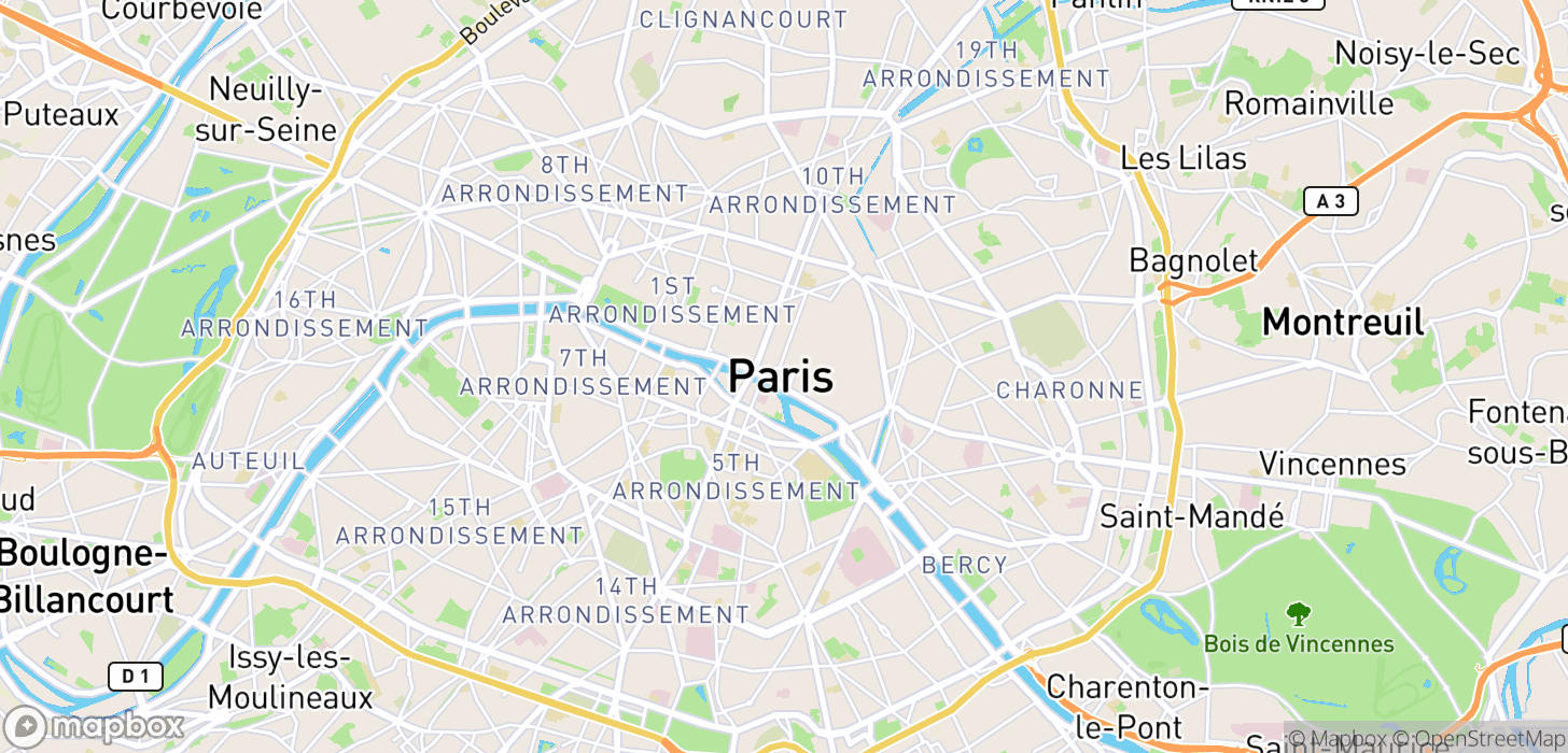 TaxiFareFinder Paris, France - Estimate Your Taxi Cab Fare, Cost & Rates