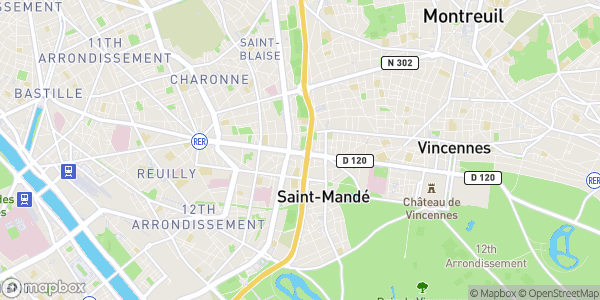 Aperçu Construction neuve - Appartement à Paris 20e Arrondissement