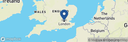 Map of Dorset Square Hotel, England