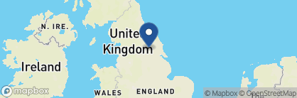 Map of The Grand Hotel & Spa, England